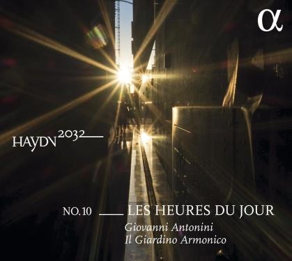 Il Giardino Armonico, Joseph Haydn (1732-1809) & Giovanni Antonini - Haydn 2032 No.10 Les Heures du Jour
