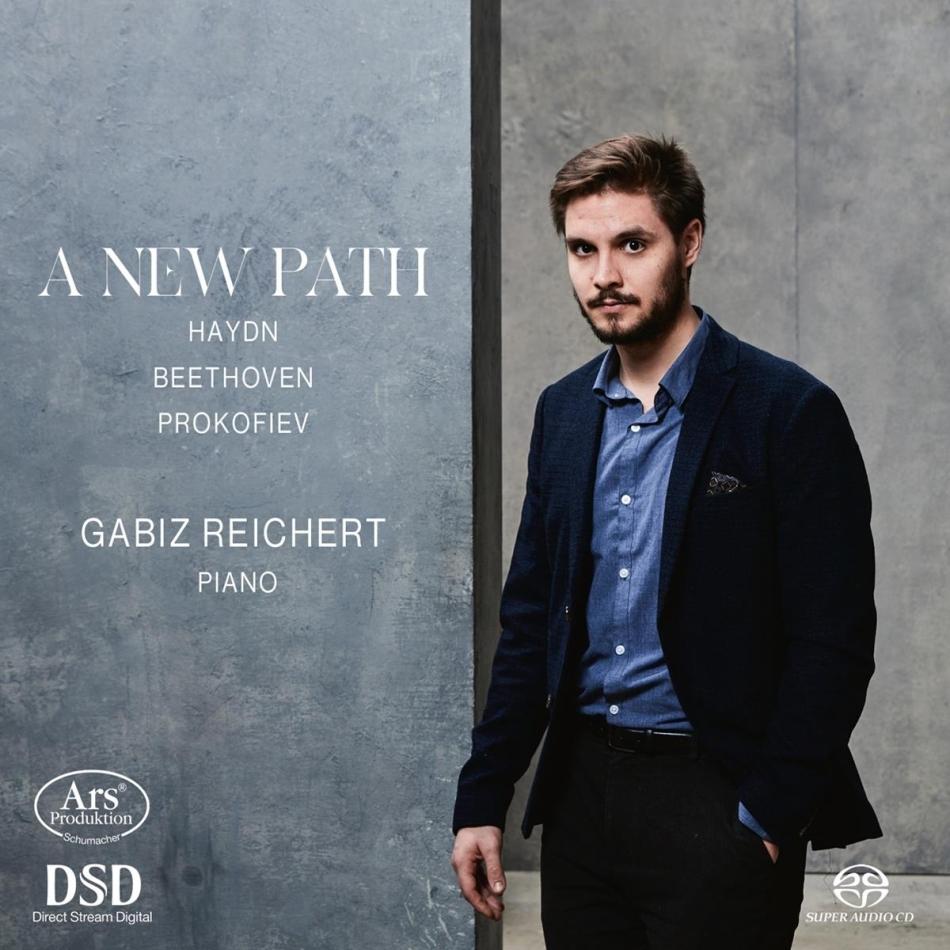 Ludwig van Beethoven (1770-1827) & Gabitz Reichert - New Path (SACD)