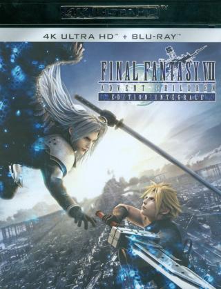Final Fantasy VII - Advent Children (2005) (Édition Intégrale, 4K Ultra HD + Blu-ray)
