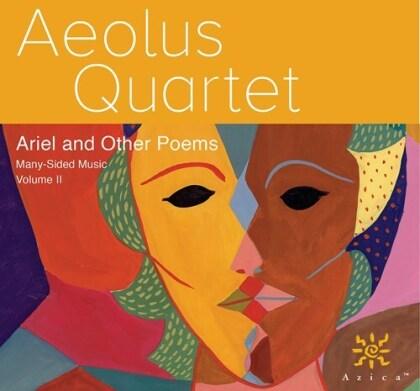 Aeolus Quartet, Samuel Barber (1910-1981) & + - Ariel & Other Poems