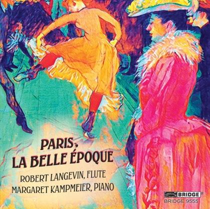 Robert Langevin & Margaret Kampmeier - Paris