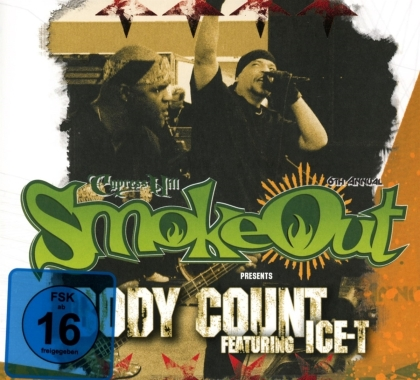 Body Count (Ice-T) - The Smoke Out Festival (CD + DVD)