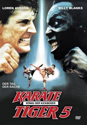 Karate Tiger 5 - König der Kickboxer (1990) (Grosse Hartbox, Limited Edition)