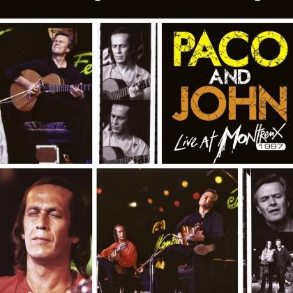 Paco De Lucia & John McLaughlin - Live At Montreux 1987 (2021 Reissue, CD + DVD)
