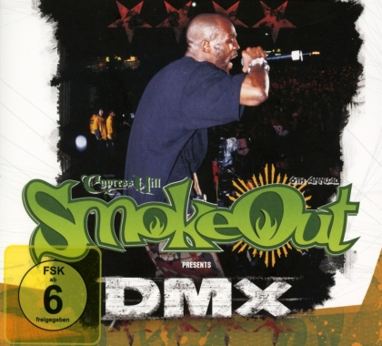 DMX - The Smoke Out Festival Presents (CD + DVD)