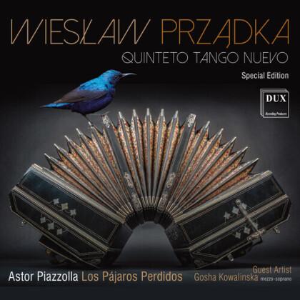 Quinteto Tango Nuevo, Astor Piazzolla (1921-1992) & Wieslaw Przadka - Los Pajaros Perdidos