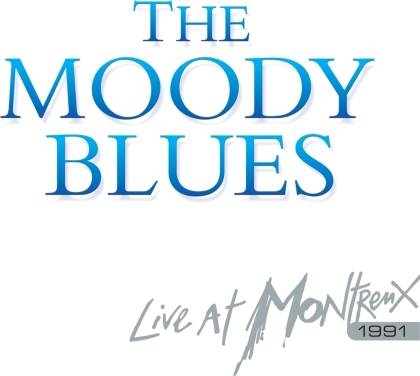 The Moody Blues - Live At Montreux 1991 (CD + DVD)