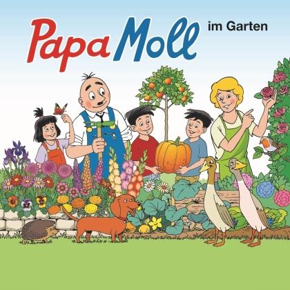Papa Moll - Im Garten