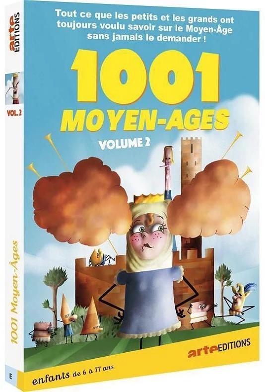 1001 Moyen-Ages - Vol. 2 (Arte Éditions)