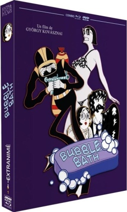 Bubble Bath (1980) (Blu-ray + DVD)
