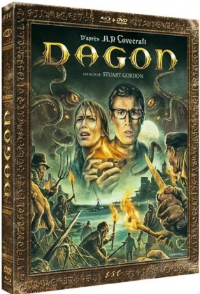 Dagon (2001) (Blu-ray + DVD)