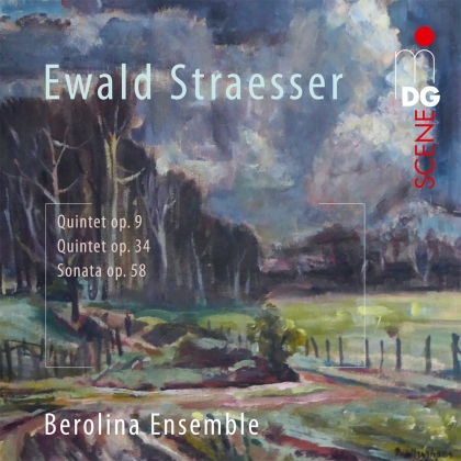 Berolina Ensemble & Ewald Straesser - Quintets op. 9, op. 34, Sonata op. 58 (Hybrid SACD)