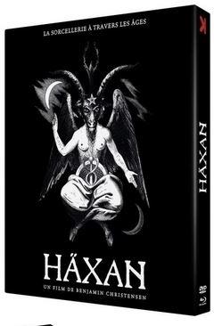 Häxan (1922) (Blu-ray + DVD)