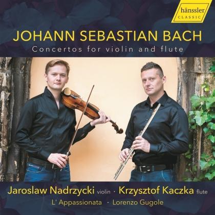 Johann Sebastian Bach (1685-1750), Lorenzo Gugole, Krzysztof Kaczka, Jaroslaw Nadrzycki & L' Appassionata - Concerto For Violin & Flute