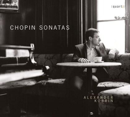 Frédéric Chopin (1810-1849) & Alexander Kobrin - Sonatas