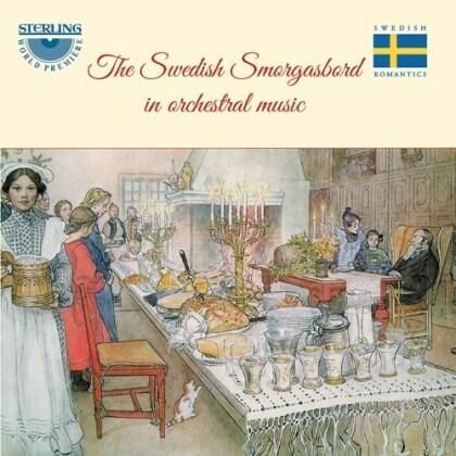 The Swedish Smorgasbord In Orchestral Music (2 CDs)
