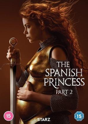 The Spanish Princess - Part 2 (2 DVDs)