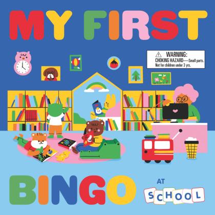 My First Bingo - At School