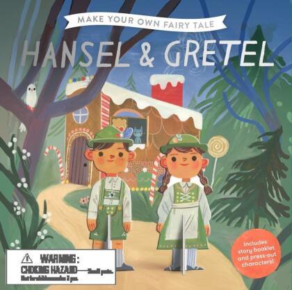 Make Your Own Fairy Tale - Hansel & Gretel