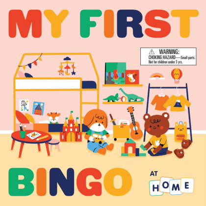 My First Bingo - At Home