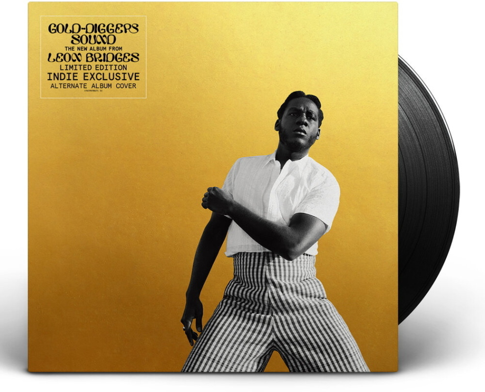 Leon Bridges - Gold-Diggers Sound (Indie Exclusive, Alternate Cover, Limited Edition, LP)