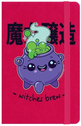 Kawaii Coven: Witches Brew - A6 Notebook