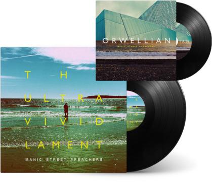 "Manic Street Preachers - The Ultra Vivid Lament (Limited Edition, 2 LPs + 7"" Single)"