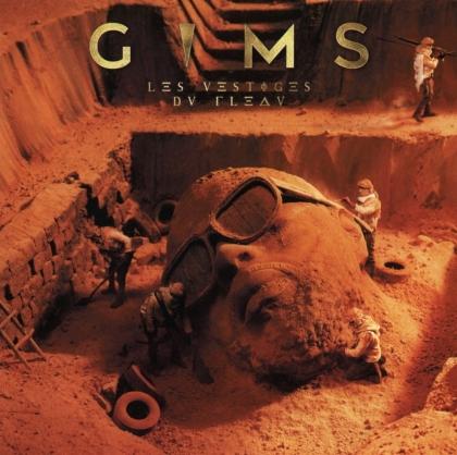 Maître Gims - Les Vestiges Du Fléau (2 CDs)