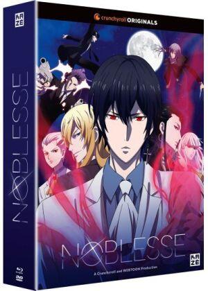 Noblesse (2020) (2 Blu-ray + 3 DVD)
