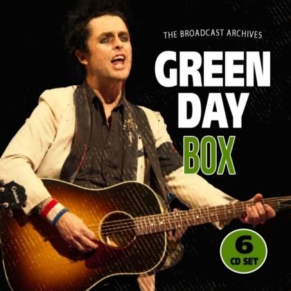 Green Day - Box (6 CDs)