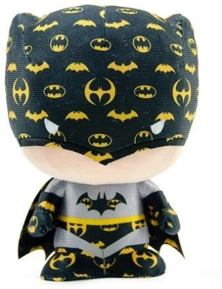 Batman DZNR Plush – Emblem (17cm)