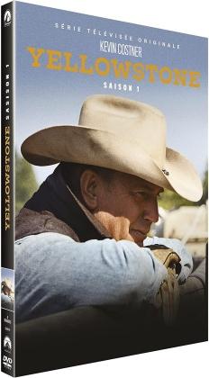 Yellowstone - Saison 1 (4 DVDs)