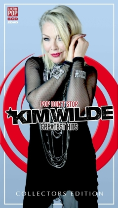 Kim Wilde - Pop Don't Stop - The Greatest Hits (5 CDs + 2 DVDs)