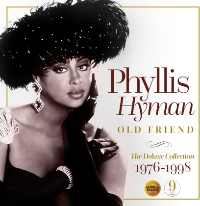 Phyllis Hyman - Old Friend ~ The Deluxe Collections 1976-1998 (9 CDs)