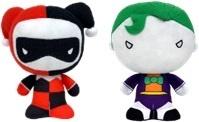 DC Comics: Joker and Harley Mad Love Plush (15cm)