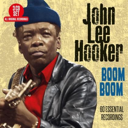 John Lee Hooker - Boom Boom (2021 Reissue, Big 3, 3 CDs)