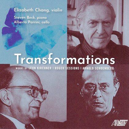 Leon Kirchner, Roger Sessions (1896-1985), Arnold Schönberg (1874-1951), Elizabeth Chang, Alberto Parrini, … - Transformations