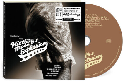 Hillbilly Moon Explosion - Introducing The Hillbilly Moon Explosion (2021 Reissue, Cleopatra)
