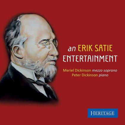 Eric Satie (1866-1925), Meriel Dickinson & Peter Dickinson - An Erik Satie Entertainment