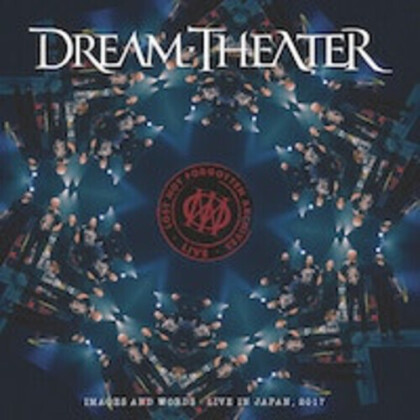 Dream Theater - Lost Not Forgotten Archives: Images And Words (Digipack, Inside Out U.S.)