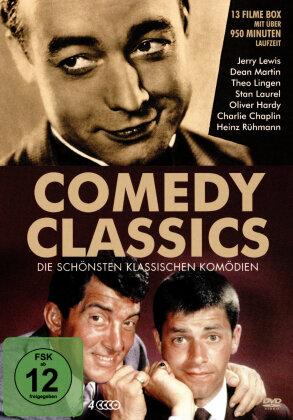 Comedy Classics - Die schönsten klassischen Komödien (4 DVDs)