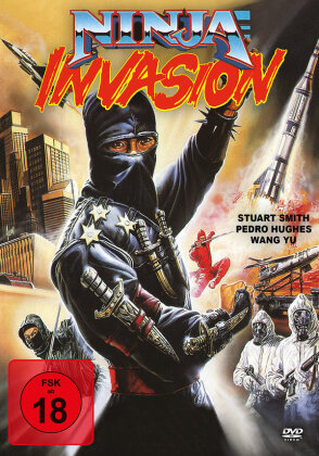 Ninja Invasion (1987)
