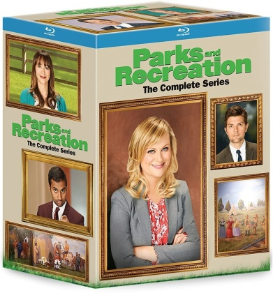 Parks and Recreation - The Complete Series (20 Blu-rays)