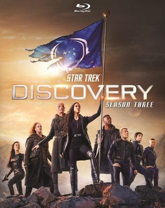 Star Trek: Discovery - Season 3 (4 Blu-rays)