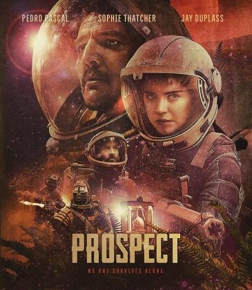 Prospect (2018) (4K Ultra HD + Blu-ray)