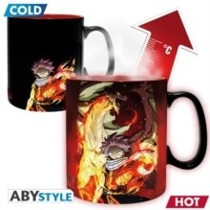 ABYstyle - Fairy Tail 460 ml Thermoeffekt Tasse