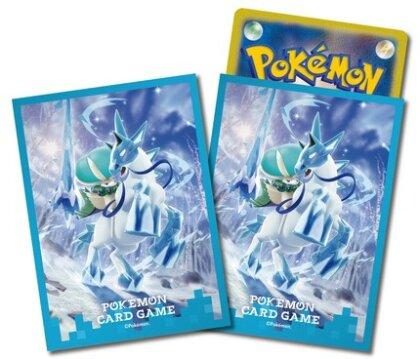 Pokemon - 60 protections de cartes - Ice Rider Calyrex