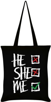 He She Me - Tote Bag
