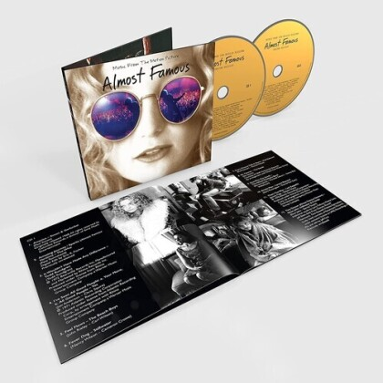 Almost Famous - OST (2021 Reissue, Geffen Records, 20th Anniversary Edition, 2 CDs)