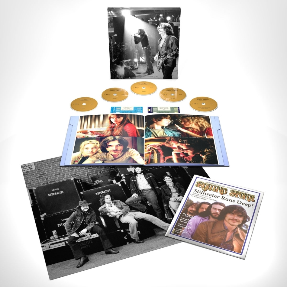 Almost Famous - OST (Boxset, 2021 Reissue, Geffen Records, 20th Anniversary Edition, Deluxe Edition, Limited Edition, 5 CDs)